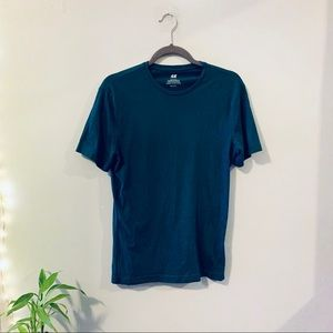 H&M Slim Fit Coupe Etroite T Shirt